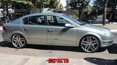 """Chevrolet Vectra 2010 com rodas   aro 20""""  foto 2"""