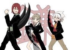 Soul Eater Funny, Soul Eater Manga, Anime Soul, Cute Anime Pics, Anime Girl Cute, Cute Art Styles, Fanart, Mood Pics, Fandoms