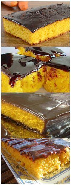 BOLO DE CENOURA FOFINHO SIMPLES E FÁCIL DE FAZER!! 2 cenouras médias 4 ovos 1 pitada de sal 1 xícara de óleo 3 xícaras de farinha de trigo #receita#bolo#torta#mousse#pudim#aniversario#casamento#pave#confeitaria#chessecake#chocolate#natal#anonovo#blackfriday