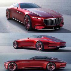 What do you think of the Vison Mercedes-Maybach 6 🎩 For more ! Mercedes Auto, Mercedes Benz Maybach, Luxury Boat, Best Luxury Cars, Bugatti, Lamborghini, Ferrari, Classy Cars, Top Cars