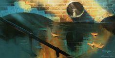 Pixar Concept Art - Ratatouille