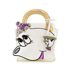 288be5b001 online shopping for FAB Starpoint Danielle Nicole Disney Beauty Beast Mrs.  Potts Chip Crossbody from top store. See new offer for FAB Starpoint  Danielle ...