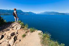 Rocca di Manerba  Ausflugsfelsen über dem Gardasee