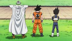 Image result for vegeta and piccolo