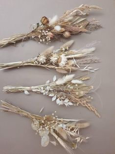 Small Bouquet, Dried Flower Bouquet, Dried Flowers, Non Flower Bouquets, Real Flowers, Pretty Flowers, Exotic Flowers, Flowers Garden, Purple Flowers