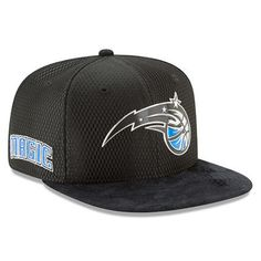Orlando Magic New Era Youth 2017 NBA Draft Official On Court Collection 9FIFTY Snapback Hat - Black