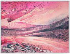Valley of the Spirit by Rassouli