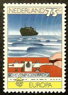 Morse Key -Scheveningen Radio -Ham Radio -Amateur Radio