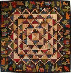 Four Seasons: Autumn Trails - in Wool?