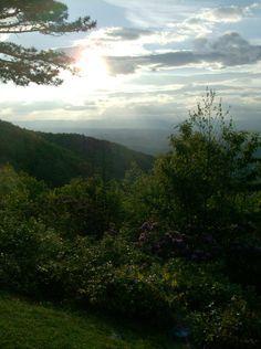 Iron Mine Hollow. Virginia Mountains, Iron, Celestial, Sunset, Nature, Travel, Outdoor, Outdoors, Naturaleza
