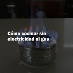 Cómo cocinar sin electricidad ni gas. Más videos, noticias y actualidad en https://www.facebook.com/PeriodicoElCiudadano/ http://www.elciudadano.com/
