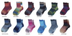 Austermann Murano for Socks | Martinas Bastel- & Hobbykiste