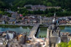 Dinant  tilt shift experiment by Danny Schurgers on 500px