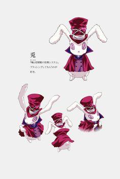 Karneval guard rabbit Usagi