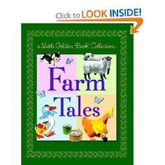 love this little golden book collection, The Shy Little Kitten, The Boy with a Drum, The Animals of Farmer Jones, Baby Farm Animals, The Jolly Barnyard, The Fuzzy Duckling, The Cow Went Over the Mountain, The Little Red Hen, Mrs Mooley, A Name for Kitty, Two Little Gardeners, and A Day On the Farm
