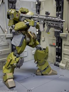 Introduction: Having built and modeled two Jesta kits with military styles, I wanted to build another kit in a similar theme to make a trio. Instead of another Jesta kit, I decided to go for the HG…