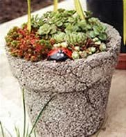 The How to of Hypertufa. For more daily Gardening tips join us on Facebook https://www.facebook.com/thegardengeeks