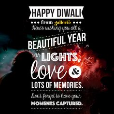 Happy Diwali everyone from galleri5!