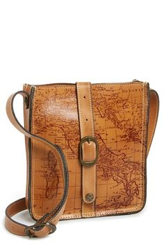 Patricia Nash 'Venezia' Leather Crossbody Bag available at #Nordstrom