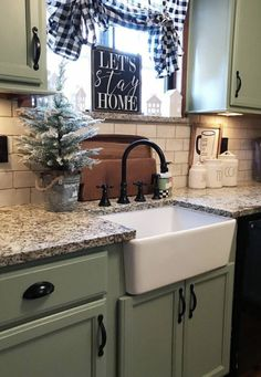 Read More About Amazing Cabinets DIY kitchen cabinets Kitchen Cabinet Refacing - Easy DIY Guide Kitchen Makeover, Kitchen Cabinets, Diy Kitchen Renovation, Kitchen Diy Makeover, Green Kitchen Cabinets, Refacing Kitchen Cabinets, Diy Kitchen, Kitchen Renovation, Primitive Kitchen
