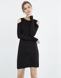 Vestido punto elástico | NUEVO! | SHOP ONLINE BLANCO.COM