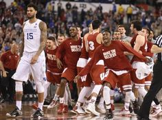 Final Four-Wisconsin vs Kentucky