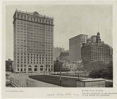 New York Architecture Images- WHITEHALL BUILDING