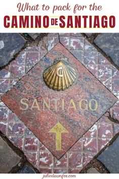 What To Pack For The Way Of St. James: Ultimate Camino de Santiago Packing List - Care - Skin care , beauty ideas and skin care tips Holiday Packing Lists, Packing Tips For Travel, Best Countries To Visit, Cool Countries, Hiking Tips, Hiking Gear, The Camino, What To Pack, Feet Care