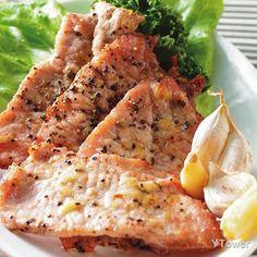蒜香胡椒燒烤里肌食譜 - 豬肉料理 - 楊桃美食網 專業食譜