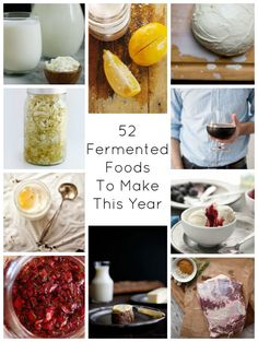 Fermented foods taste amazing and are fabulous for your health! Try these great ideas to get your inspired!
