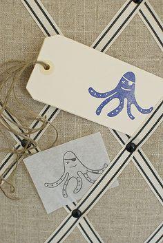 eraser stamps   ~ for dresser