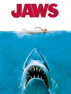Jaws, 1976 Golden Globe Awards Best Original Score - Motion Picture winner, Jaws #GoldenGlobes #GoodMovies #Movies