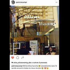 Muito amor 👉 #clientewanny ❤️️ @patriciazampi seja sempre muito bem vinda em nossas lojas 😊