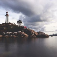 Lighthouse Park in West Vancouver, Canada / photo by Tina Albrecht