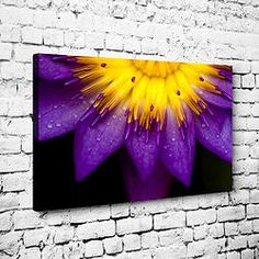 Floral Detay Tablo (Çiçek temalı tablolar ile yaşam alanlarınızı renklendirin.) Daha fazla seçenek için lütfen online dekorasyon sitemizin ziyaret edin. www.dekortik.com