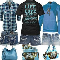 Best Things In Life Shorts Purse Outfits - Real Country Ladies Source by outfit Camo Outfits, Cowgirl Outfits, Western Outfits, Western Wear, Casual Outfits, Fashion Outfits, Cowgirl Boots, Themed Outfits, Cowgirl Style