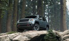 View Photos And Videos Of The  Jeep Renegade Explore Compact Suv Photos Videos Of The Interior Exterior And Capability Of The  Renegade