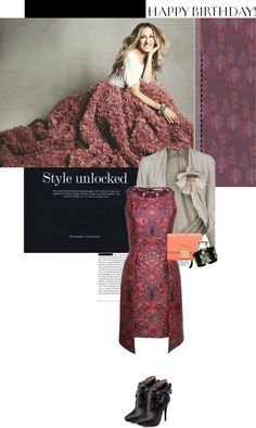"""Style Unlocked"" by kokafor934 ❤ liked on Polyvore"