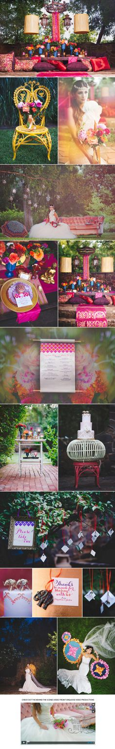 East Meets West Indian Inspired Shoot   Brides of North Texas