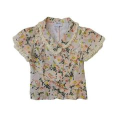 another fucking fashion blog ❤ liked on Polyvore featuring tops, shirts, blouses, short sleeve, shirt top, short sleeve tops, brown top, short sleeve shirts and short-sleeve shirt