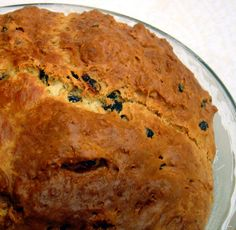 I have never found an Irish Soda Bread recipe (or commericially available loaf) that can hold a candle to this recipe. It is simple to make and you can also mix the dry ingredients, add a hang-tag listing the wet ingredients and baking instructions and you have an outrageously good gift.    This is an absolutely authentic Irish recipe, and if you have never had a Soda Bread with fruit or caraway, it is probably due to the bakers preference to omit it, cost cutting measures or the way in…