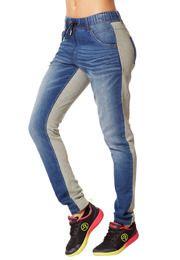 Dynamic Denim Dance Pants | Zumba Wear