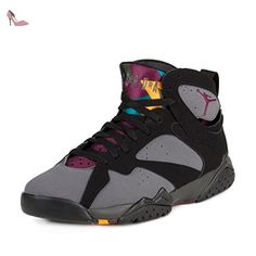 4db0348025e7 Nike Air Jordan Retro 7 Bordeaux 304775 034 (45   11 us   10 uk)   Amazon.fr  Chaussures et Sacs