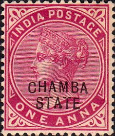 India 1865 Queen Victoria SG 62 Fine Used Scott 23 Other Indian Stamps HERE