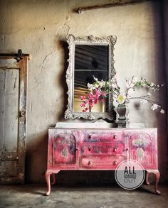 Vintage Buffet w sink option Shabby Chic Furniture, Vintage Buffet, Decor, Furniture Diy, Furniture Makeover, Vintage Industrial Furniture, Painted Furniture, Furniture Inspiration, Home Decor