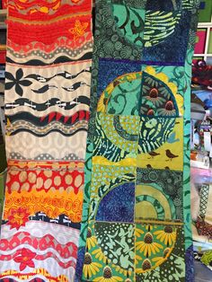 Please vote for this entry from Renee in Accuquilt Quilt Block Contest!