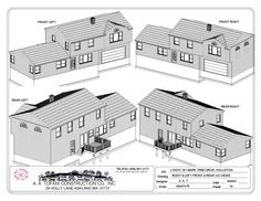 1000 images about ranch reno on pinterest ranch remodel for Second floor addition floor plans
