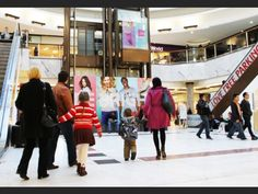 Our Panoramic outdoor advertising campaign for #Gap at Brent Cross  #outdooradvertising #malladvertising #ooh #advertising