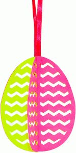 Silhouette Design Store - View Design #40405: 3d easter egg