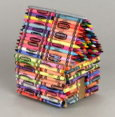 Craft+Ideas+For+Adults | ... adults and kids alike of happily coloring with Crayola® Crayons